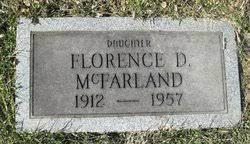 Florence Della Stokes McFarland (1912-1957) - Find A Grave Memorial