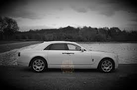 rolls royce phantom white with black rims. white rolls royce ghost phantom with black rims