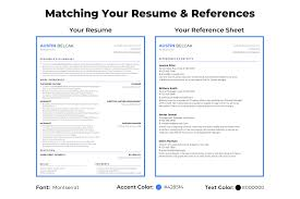 Resume With Reference Resume References How To List Format In 2019 10 Examples