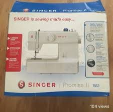 Singer Sewing Machine Promise