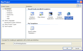 visual studio 2010 website templates tutorial 1 building your first web application project