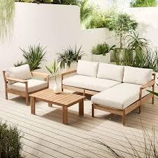 playa outdoor lounge chair ottoman