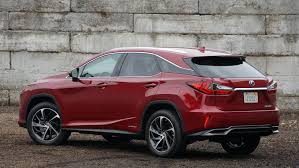 2018 lexus 350 f sport. unique sport 2018 lexus rx rear left side and lexus 350 f sport