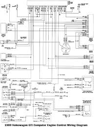 car window wiring diagram car wiring diagrams 1989 volkswagen golf gl gti electrical wiring diagram