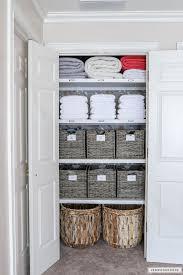 Linen Closet Design Plans Linen Closet Organization How To Organize Your Linen Closet