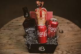 the brobasket gift baskets for men whiskey gifts jack daniels gift basket