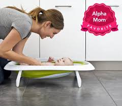 boon collapsible baby bathtub review