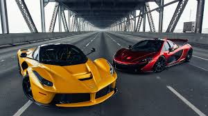 mclaren p1 vs laferrari. ferrarilaferrarivsmclarenp1bridgehdwallpaper mclaren p1 vs laferrari l