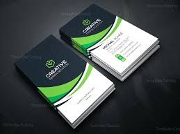 Vertical Business Card Template 5 Design Psd Free Download