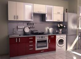 Modular Kitchen Cabinets India India Modular Kitchen Small Spaces