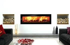 real flame electric fireplace wide gas fire insert reviews how do