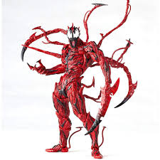Jia He Action Chart Marvel Venom Figure Marvel Venom Titan