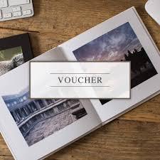 small square harder photo book voucher