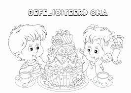 Kleurplaat Verjaardag Mama Fris 34 Inspirerend Pachoice