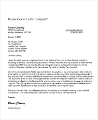 How To Write A Nursing Cover Letter General Nursing Cover Letter Rome Fontanacountryinn Com