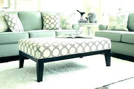 large leather coffee table ottomans cocktail ottoman round large fabric ottoman large size of ottomans large