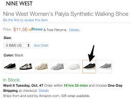 Nine West Womens Palyla Synthetic Walking Shoe As Low As