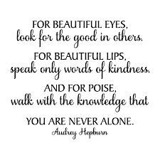 Beautiful Quotes For Eyes Best Of For Beautiful Eyes Wall Quotes™ Decal WallQuotes