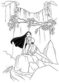 Small Picture Princess pocahontas coloring pages to print ColoringStar