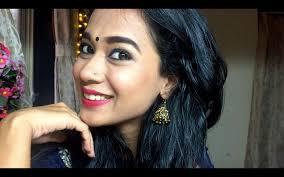 indian makeup tutorial kohl eyes