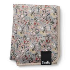 <b>Elodie</b> Details - Детский <b>плед</b> Pearl <b>Velvet Blanket</b>, цвет Vintage ...