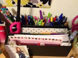 diy office supplies. Office Desk Organization Ideas Diy Supplies