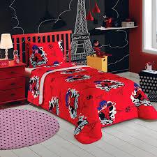 Ladybug Bedroom Edredom Solteiro 150m X 200m Linha Ladybug Lepper Havan
