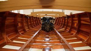 wooden boat builders thrive in muskoka