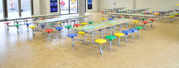 Primary Education Dining Room Solutions SICO School Dining - School dining room tables
