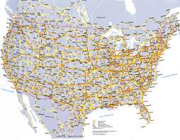 north america mileage