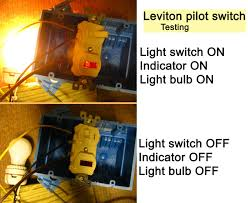 how to wire cooper 277 pilot light switch Leviton 3 Way Rocker Switch Wiring Diagram see testing photographs 1 2 leviton 3 way rocker switch wiring diagram