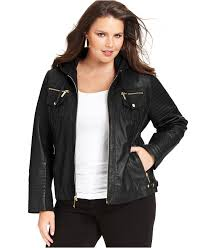 leather jackets plus size leather jackets for plus size women the flash board