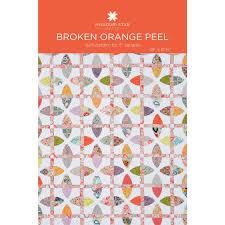 Broken Orange Peel Quilt Pattern by MSQC - MSQC - MSQC — Missouri ... & Broken Orange Peel Quilt Pattern by MSQC Adamdwight.com