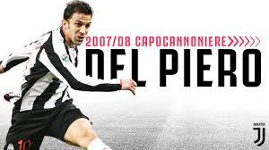 Alessandro Del Piero: The Capocannoniere Season!   Every 2007/08 Serie A  Goal! - YouTube