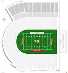 Byrd Stadium Seating Chart Maryland Stadium Maryland Seating Guide Rateyourseats Com