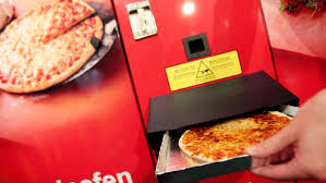 Pizza Vending Machine Xavier Impressive America's First Pizza ATM Opens At Xavier University In Cincinnati
