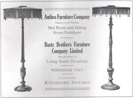 Furniture Kitchener Waterloo Anthes The Baetz Bros Furniture Companies Ad View Peace
