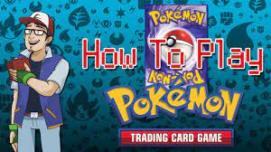 How to Play the Pokémon TCG - Part 1 - The Rules - YouTube