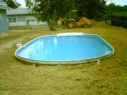 image of diy inground pool gallery