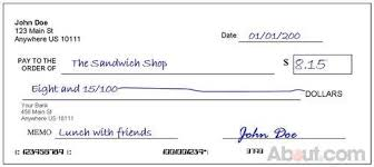 example of a written check smart likeness sample helendearest example of a written check captures example of a written check ultramodern pictures 5 write step