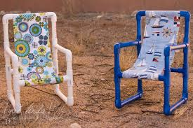 pcv pipe toddler chair 04