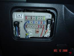 add a circuit and empty slots on the dash fuse block toyota fj i didn t take this photo i found it here on another post the slots i m talking about are the ones to the right of the 7 5amp fuse on the bottom row