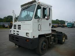 1997 Capacity Tj5000 Yard Spotter Truck 210 Hp Vehicle Yard