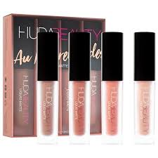 sugarcoated lip gloss set by sephora