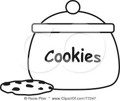 christmas cookie clip art black and white. Plain White Cookie Clip Art Inside Christmas Black And White