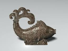 highly detailed model of wooden fish sculpture available format max s texture free this objects wooden figurine fish