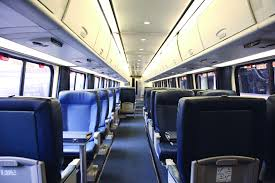 Amtrak Cascades Seating Chart Amtrak Debuts Assigned Seat Offering For Acela First Class