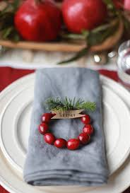 red christmas table decorations. Marvelous Red Christmas Table Decorations And 45 Best Settings Centerpiece S