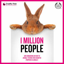 stop animal testing emma scrace 1 million people