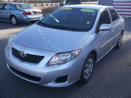 C4619 - 2010 Toyota Corolla | Terrific Cars of Spring Lake | Used ...